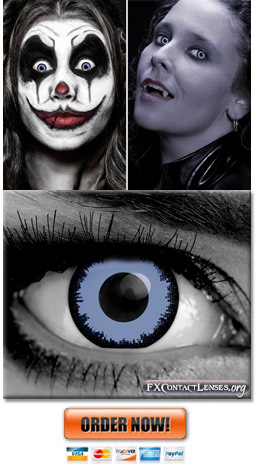 Lestat Vampire Contact Lenses