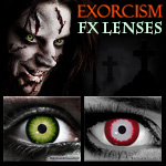 Exorcist Cosplay Contacts