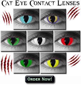 Cat Contact Lenses
