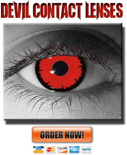 Devil Contact Lenses