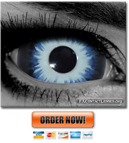 Lucian Special Effects Contact Lenses