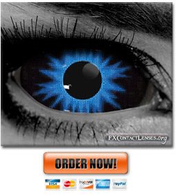 Raze Contact Lenses