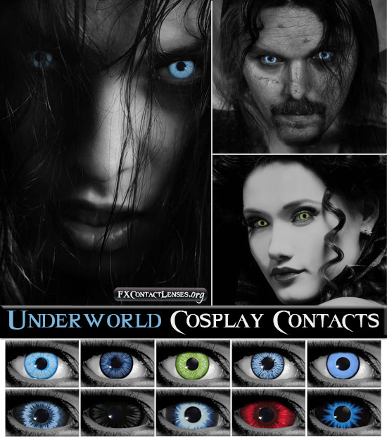 Underworld Cosplay Contact Lenses