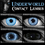 Underworld Special Effects Contact Lenses