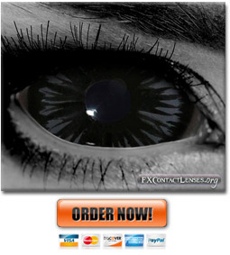 Vampire Lycan Contact Lenses