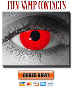 Fun Vampire Contacts