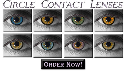 Big Eye Contact Lenses