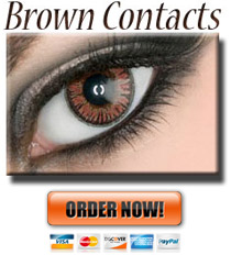 Brown Colored ColorMax Contacts