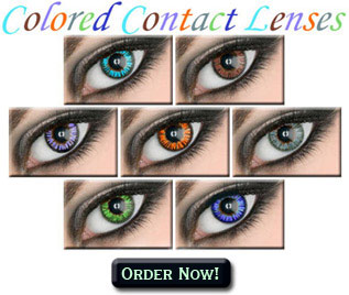 Colored ColorMax Contact Lenses