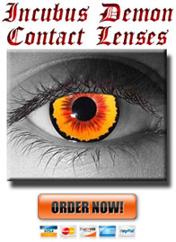 Incubus Demon Contacts