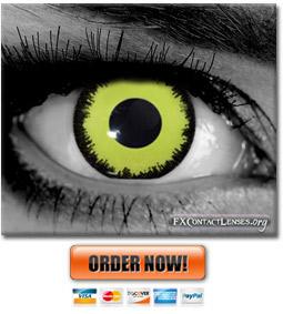 Louis Gothika Contact Lenses