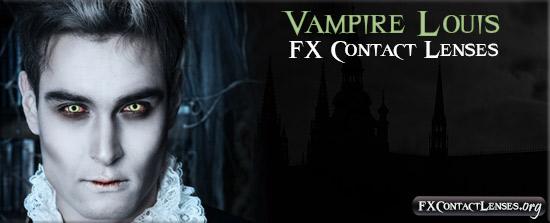 Vampire Louis Contact Lenses