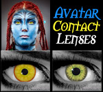 Avatar Cosplay Contact Lenses