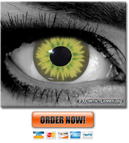 Avatar Special Effects Contact Lenses