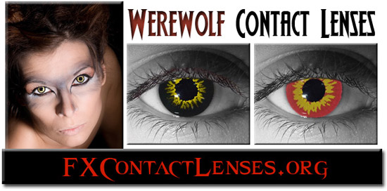 Werewolf Contacts