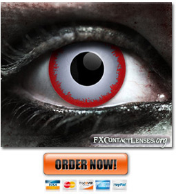 Scary Berzerker Contact Lenses