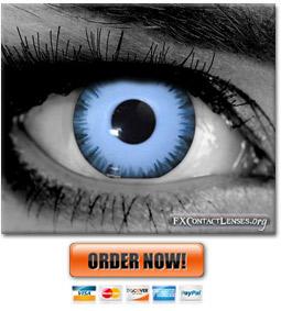 Lestat Custom SFX Contact Lenses