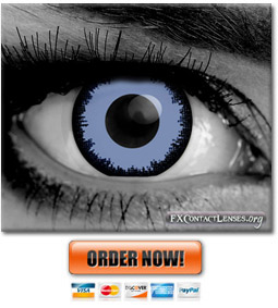 Lestat Gothika Contact Lenses