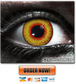 Sith Assassin Contact Lenses
