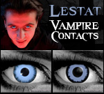 Vampire Lestat Cosplay Contacts