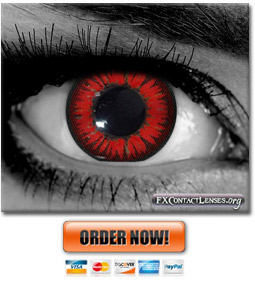 New Moon Volturi Contact Lenses