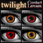 Twilight Cosplay Contact Lenses