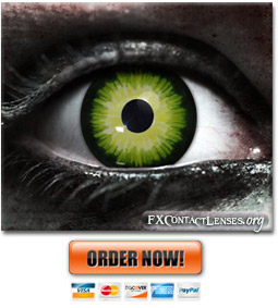 Cave Orc Contact Lenses
