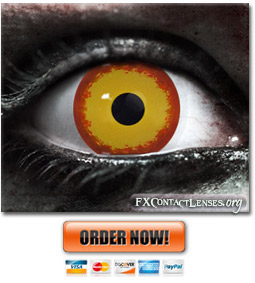 Gothmog Contact Lenses