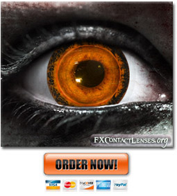 Gundabad Orc Contact Lenses