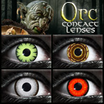 Orc Theatrical FX Contacts