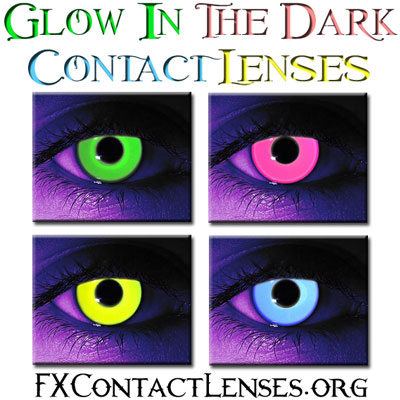 4d76b9f67b Glow In The Dark Contacts