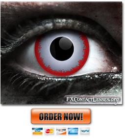 Scary Berzerker Contact Lenses