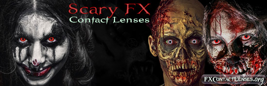 Top 10 Scariest Contact Lenses